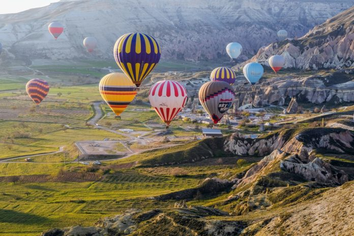 Uluslararası Turizm Filmleri Festivali Kapadokya'da Başladı